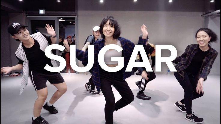 Sugar - Maroon 5 ft. Nicki Minaj (remix) / May J Lee Choreography