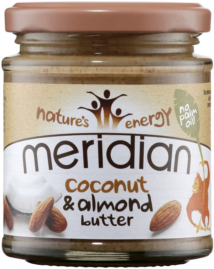 Introducing Meridian Foods Coconut & Almond Butter. Our almonds are blended with pure coconut and honey, then ground until almost smooth for a delicious indulgent taste. http://shop.meridianfoods.co.uk/collections/speciality-nut-butters/products/coconut-almond-butter-170g