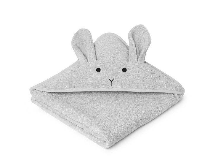 "Bio-Baby-Badehandtuch+""Rabbit"""
