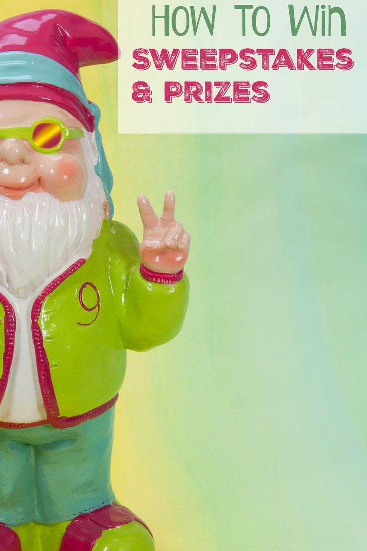 Books, Bargains, Blessings: How to Win Sweepstakes and Prizes!