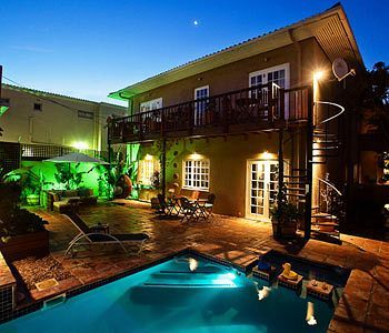 Guesthouse - Sea Point - Villa Costa Rose - 4 stars