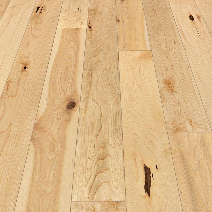 hard maple, natural, oiled hardwood flooring | Preverco