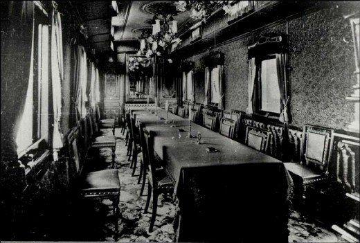 Tsar Nicholas II´s Train, 1902