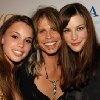 Liv Tyler, Steven Tyler and Chelsea Tallarico