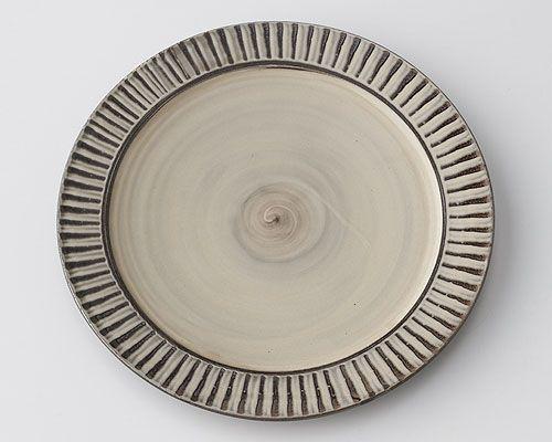 小石原ポタリー ディナー皿