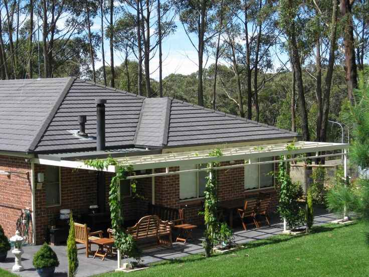 Pergola Design Ideas - Get Inspired by photos of Pergola Designs from Allform Home Additions - Australia | hipages.com.au