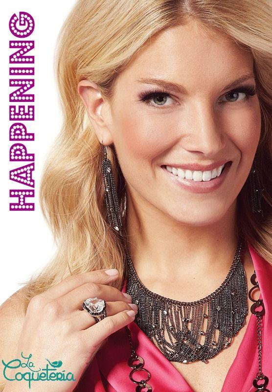 www.lacoqueteria.co #lacoqueteria #accesorios #bisuteria #fina #fashion #shopping #aretes #collares #anillos #brazaletes #accesories #mexico #monterrey #merida #moda #boda #casual #vestidos #tiendaenlinea #joyeria #jewelrytrends