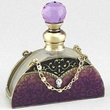 Purple majesty perfume bottle