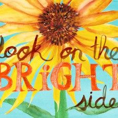 Steph Calvert/Look on the Bright Side represented by Liz Sanders Agency