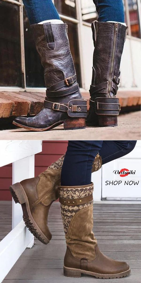 36 Beautiful Winter Boots For Women Which Will Be The 2019