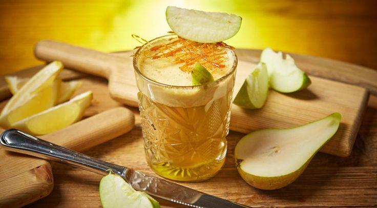яблочно-грушевый пунш от Лимончино