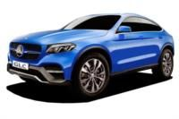 Mercedes Benz GLC Class Diesel Coupe 250d 204ps 4Matic AMG Line 5dr 9G-Tronic prices and details