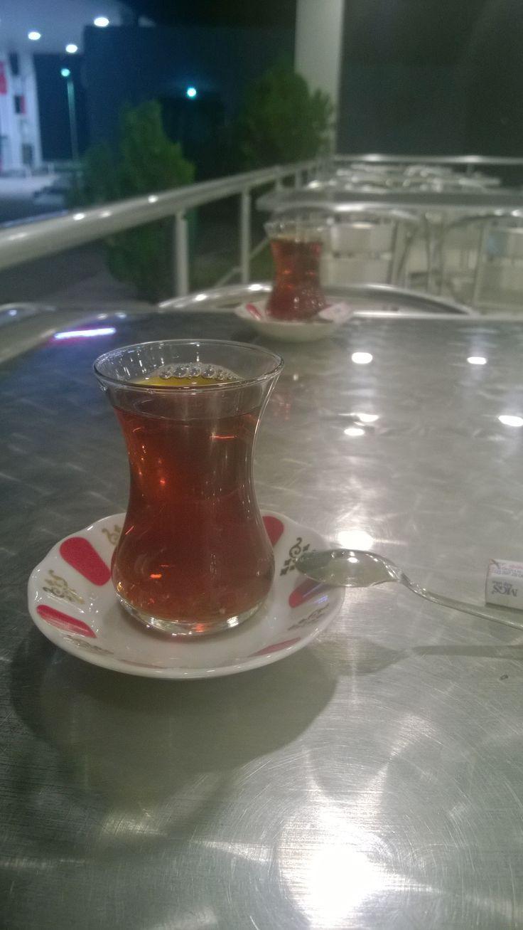 MOLA VE ÇAY... Çay Keyiftir...!☕️