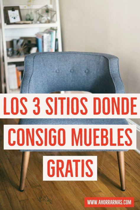 Donde consigo muebles gratis 3 sitios donde encuentras for Donde puedo conseguir muebles baratos