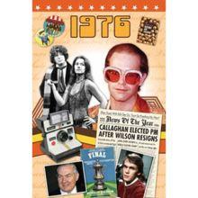 1976 DVD Card