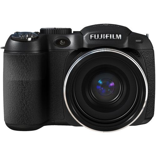 Fujifilm FinePix S2950 14 MP Digital Camera with Fujinon 18x Wide Angle Optical Zoom Lens and 3-Inch LCD $148.00