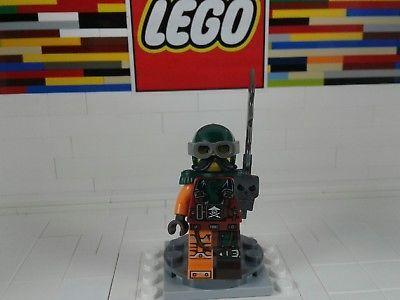 LEGO Ninjago Skybound General Flintlocke Minifigure Sky Pirate New 2016