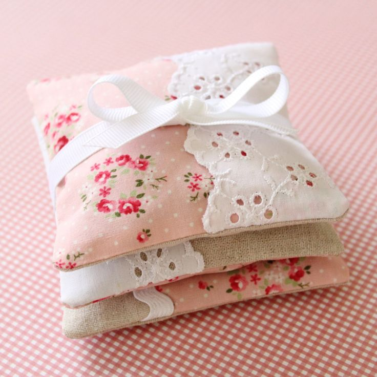 Lavender sachets from Molly and Mama