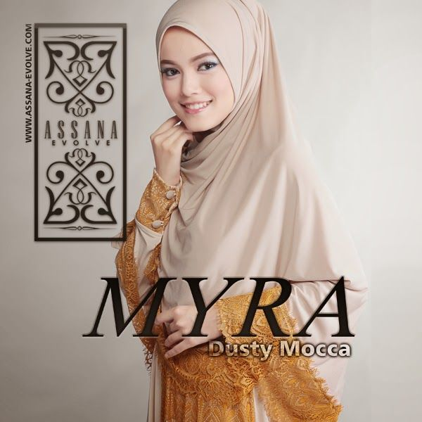 Myra by Assana Evolve - Dusty Mocca Medium Detail