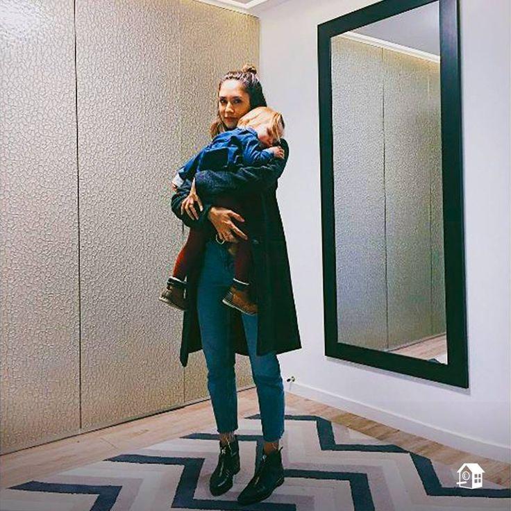 Grace Villarreal disfrutó de una escapada junto a su bonita familia en San Sebastián. Descubre el apartamento con vistas de infarto.