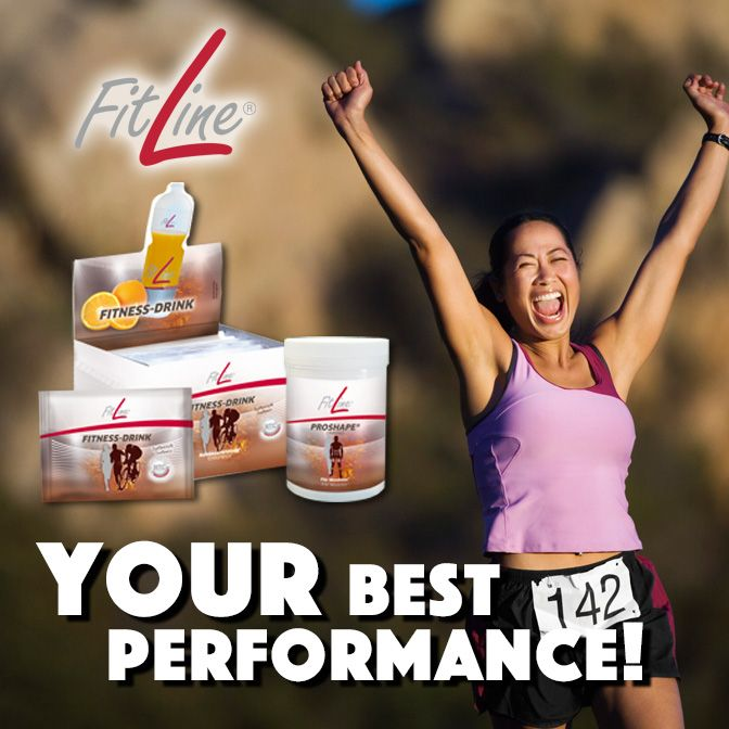 #FitLine Fitness Drink is especially designed for athletes and people active in sports so that you can have your best performance! http://multibra.in/3fbtj
