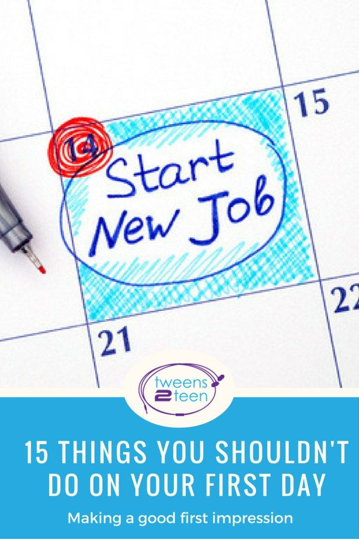 Tips for first day success as a youth worker or school chaplain.