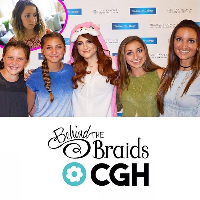 In this week's #BehindTheBraids vlog, Bailey gets kicked out of Meghan Trainor's…