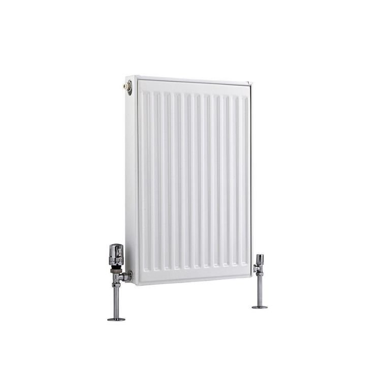 Milano Compact - Single Panel Radiator - 600mm x 400mm - Single Panel Radiators - Convector Radiators - Radiators