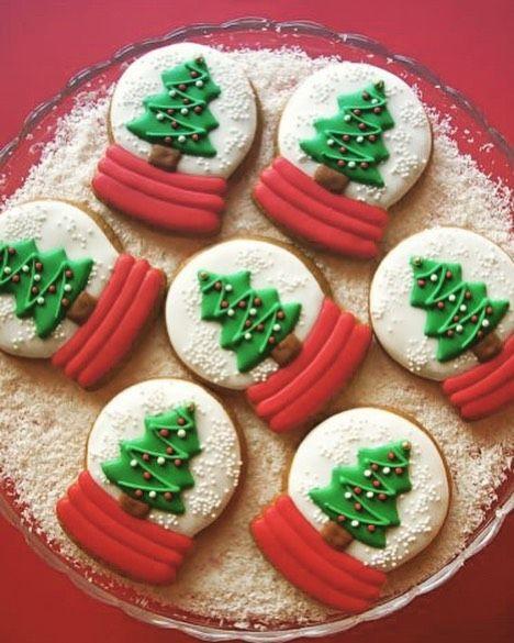 Design:: Christmas Donuts - Design:: Christmas Donuts Donuts Pinterest Cookies, Christmas