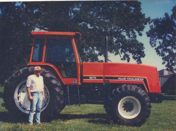524 Best Images About Allis Chalmers Tractors On Pinterest