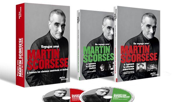 Martin Scorsese - Coffret DVD - Voyages à travers les cinémas américain et italien