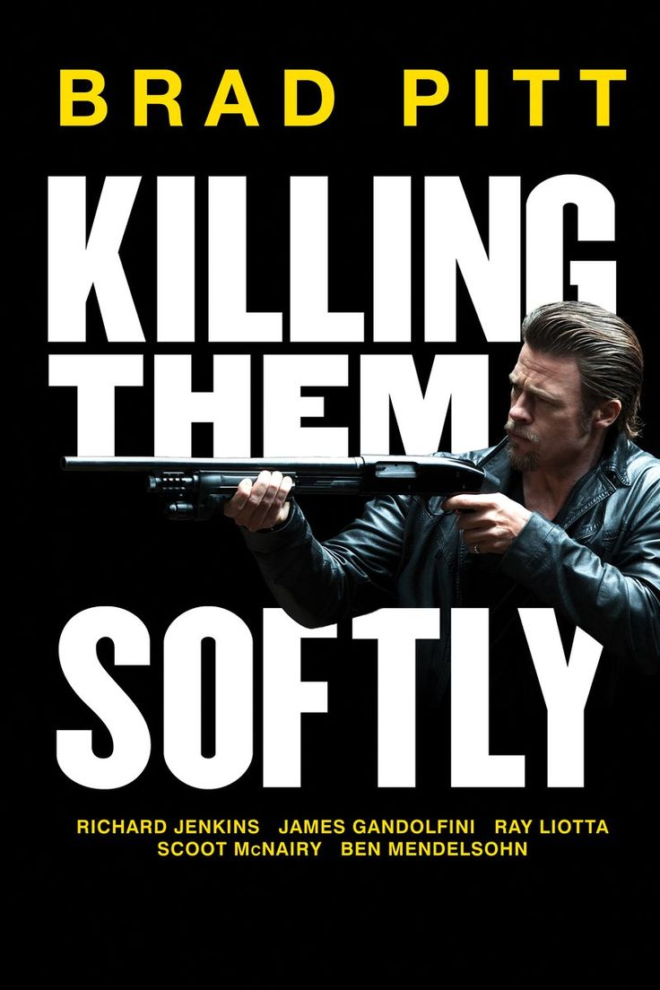 Killing Them Softly - Rotten Tomatoes Have watched - 4/5 Stars.