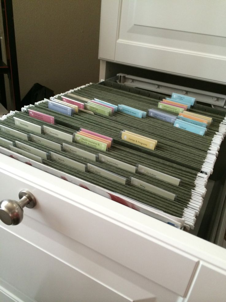 Hack The Akurum Into A Filing Cabinet Smart Diy Decor