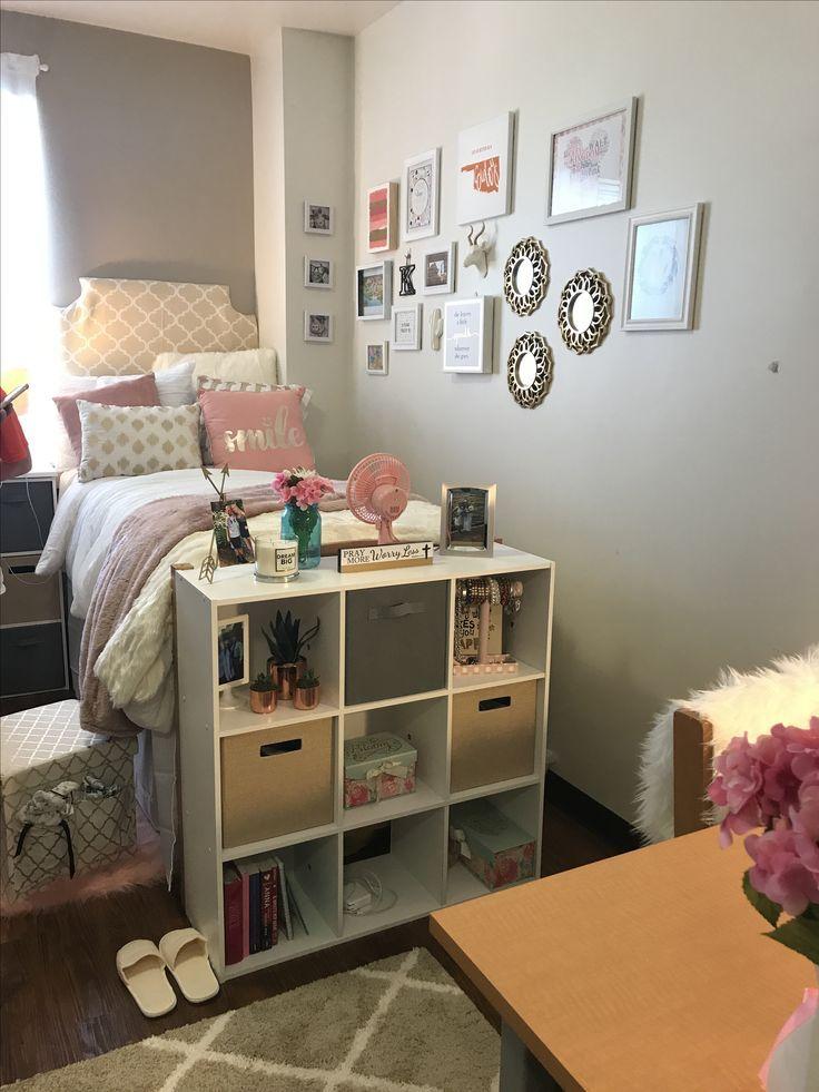 Oklahoma State Dorm in 2019 Dorm room storage, Dorm