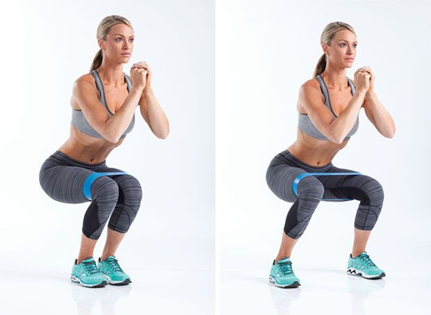 6 Glutes Moves To Firm Your Booty   Oxygen Magazine