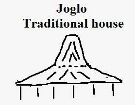 joglo, traditional house, indonesian tourist attraction, indonesian culture