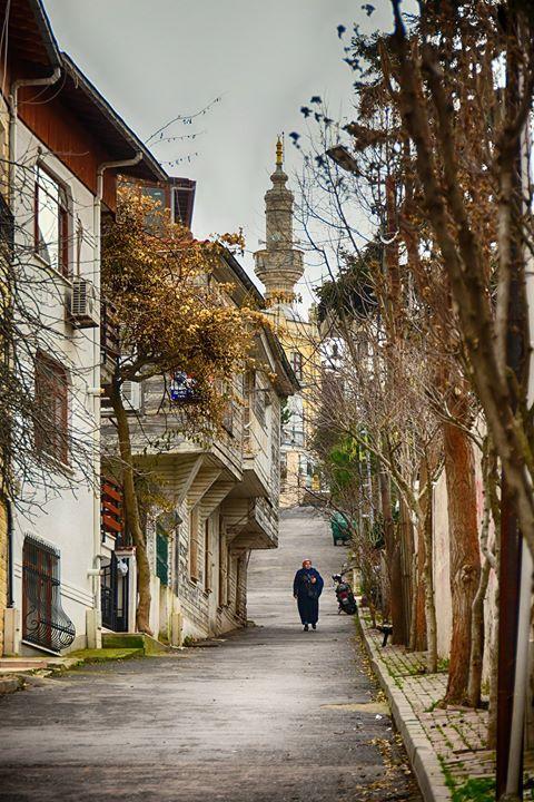 Büyükada Hamidiye Cami by Yaşar Koç.
