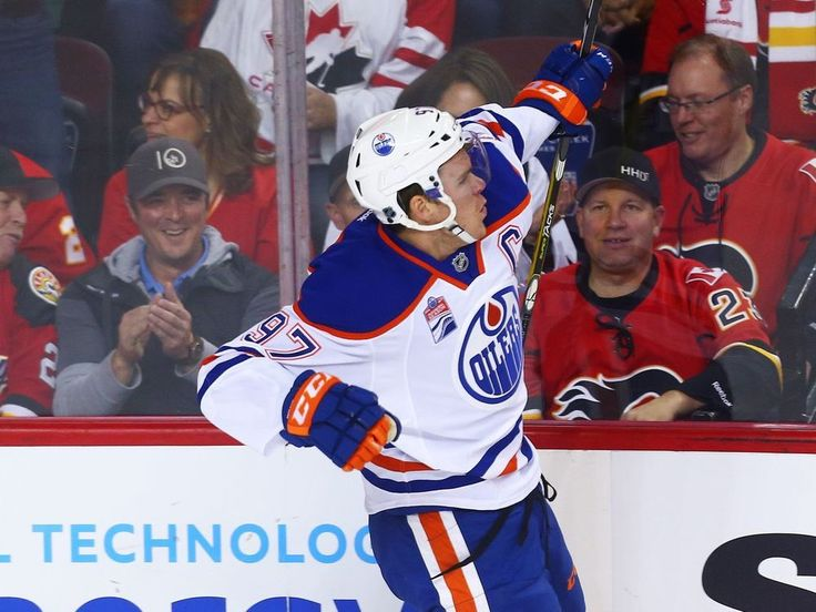 Connor McDavid nets 3 points as Oilers deny #Flames