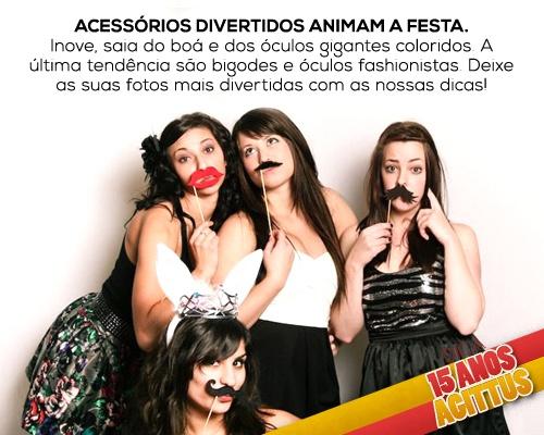 Moustache party!