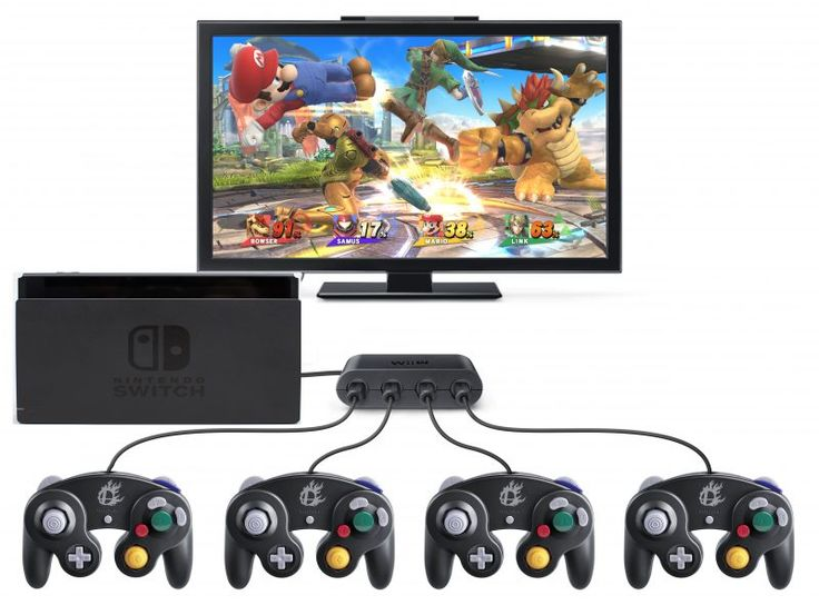 Switch 4.0 update secretly added Gamecube controller support   I dont know about the rest of you out there but when we got our first official look at the Nintendo Switch last year my biggest question was how will I play my beloved Super Smash Bros. series? Yes I know that there are Switch Pro controllers that would obviously work but coming from someone who has spent the past decade purely smashing on a GameCube controller I became a bit worried.  The Wii U circumvented this dilemma for the…
