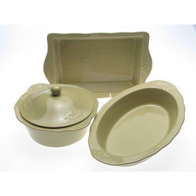 Certified International Cuisineware Green 2-quart Round Baker with Cover by Certified International. $23.99. Dishwasher and Microwave Safe. Designed by Karidesign. Hand Painted Ceramic Dinnerware. 2-quart Round Baker with Cover. Certified International is a leading manufacturer of ceramic tablewares. All items are attractive, functional and value priced allowing you to create a stylish tablesetting with coordinating kitchen accessories. Hand Painted Ceramic Dinnerware.