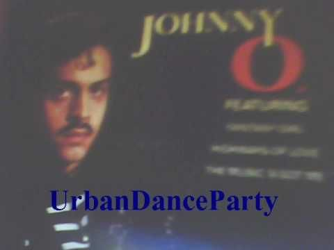 "Johnny O ""Don't Go Away"" 1988 Latin Freestyle"