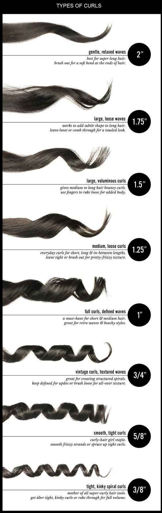 And the right curling iron, too.                                                …