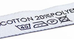 Classic Woven Laundry and Care Labels
