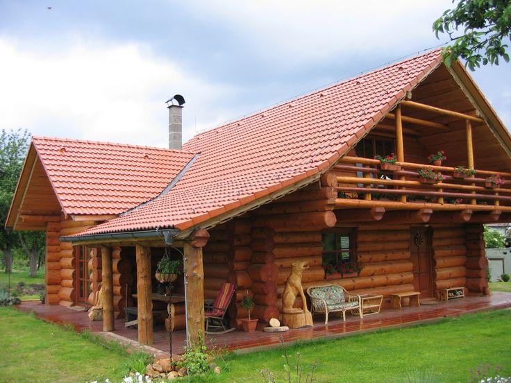 Florida - Srub.cz: sruby, srubové domy, roubenky, dřevěné domy - srubové stavby