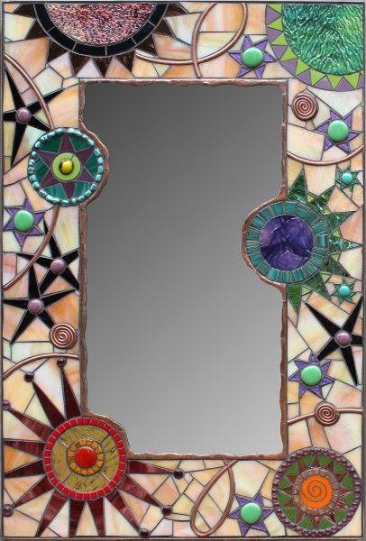 401 Best Mosaic Frames Images On Pinterest