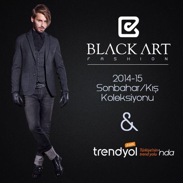 Black Art Sonbahar/Kış Koleksiyonu ile Trendyol.com'da!  @trendyol #blackart #trendyolda #2014 #2015 #sonbahar #kis #koleksiyonu #kampanya #istanbul #Turkey  #moda #modaninyaramazcocugu http://www.trendyol.com/Black-Art---Erkek-Tekstil/ButikDetay/28129