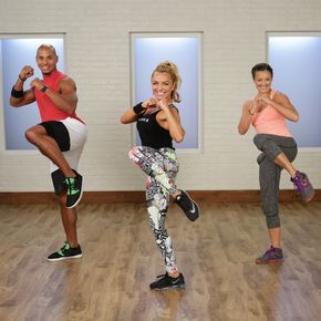 Crush Calories With This Epic Cardio-Boxing Workout: We are excited to share this at-home cardio-boxing workout with you — it's our longest video ever, and it will leave you dripping in sweat.