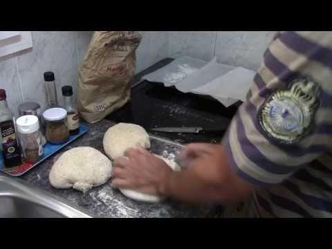 Ako robím špaldový chlieb II - Como hago pan de espelta. - YouTube