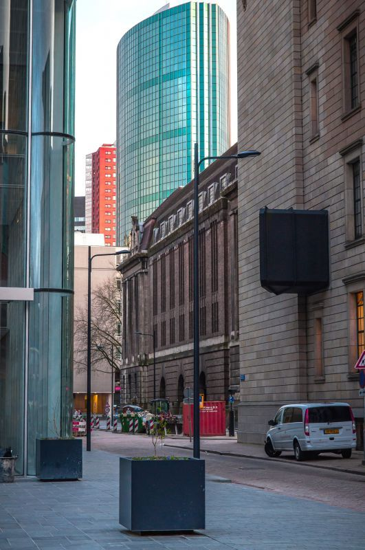 WTC Rotterdam by Ed Leatemia